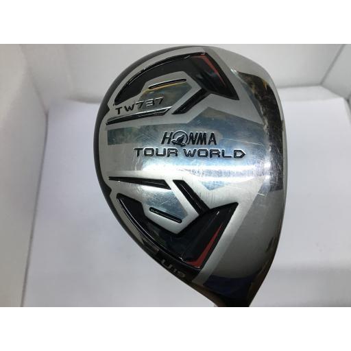 ホンマゴルフ ツアーワールド ホンマ HONMA ユーティリティ TOUR WORLD TW737 19° フレックスその他 中古 Cランク