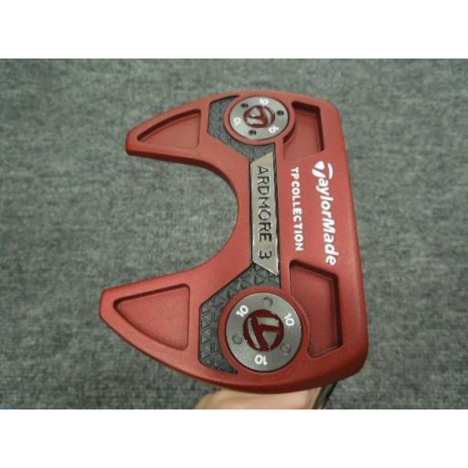 テーラーメイド TPコレクション レッド アードモア マレット パター TP COLLECTION 赤 ARDMORE 3 33インチ 中古 Bランク