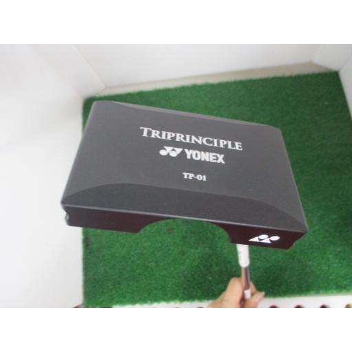 ヨネックス YONEX トライプリンシプル パター TP-01 TRIPRINCIPLE TP-01 36インチ 中古 Bランク