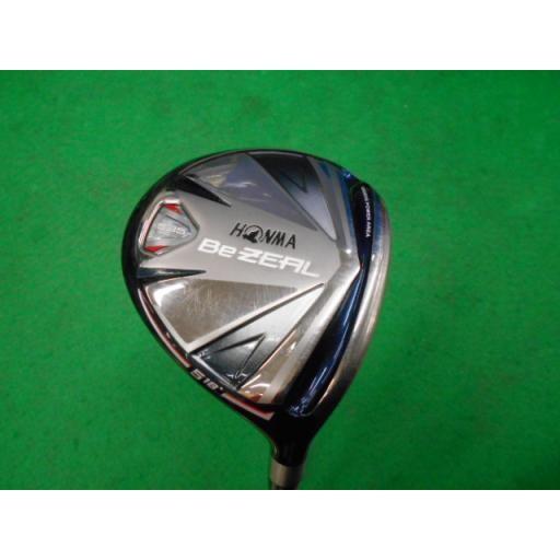 ホンマゴルフ ホンマ ビジール フェアウェイウッド Be ZEAL 535 5W フレックスS 中古 Dランク