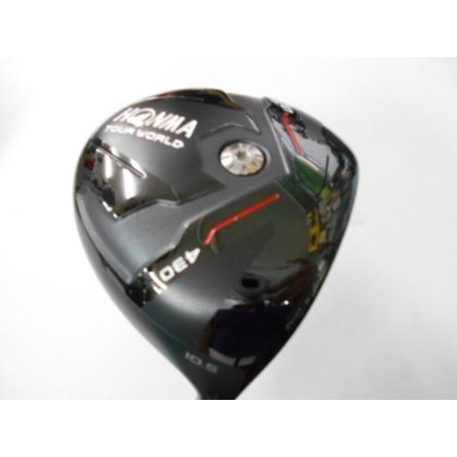 ホンマゴルフ ツアーワールド ホンマ HONMA ドライバー TOUR WORLD TW727 430 10.5° フレックスS 中古 Bランク