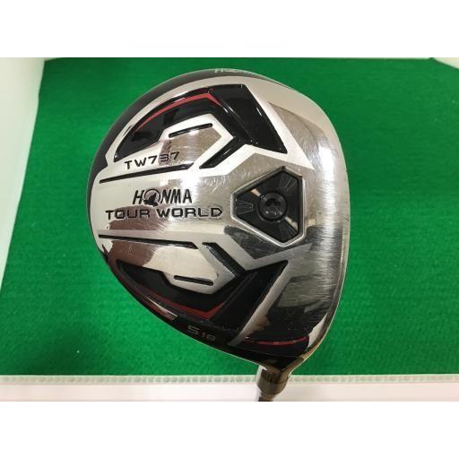 ホンマゴルフ ツアーワールド ホンマ HONMA フェアウェイウッド TOUR WORLD TW737 5W フレックスX 中古 Cランク