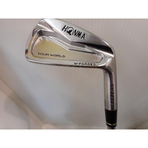 ホンマゴルフ ツアーワールド ホンマ HONMA アイアンセット TOUR WORLD TW727Vn FORGED 8S フレックスS 中古 Cランク