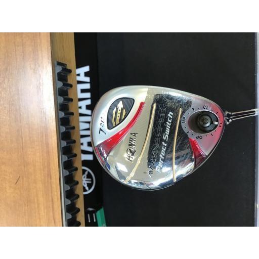 ホンマゴルフ ホンマ パーフェクトスイッチ フェアウェイウッド Perfect Switch Perfect Switch 7W フレックスR 中古 Cランク