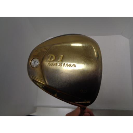 リョーマゴルフ リョーマ マキシマ ドライバー D-1 TYPE-G MAXIMA D-1 TYPE-G 9.5° フレックスSR 中古 Cランク