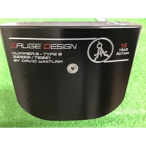 ゲージデザイン Gauge Design パター HUMMER 3 TYPE 0 Gauge Design HUMMER 3 TYPE 0 34インチ 中古 Bランク