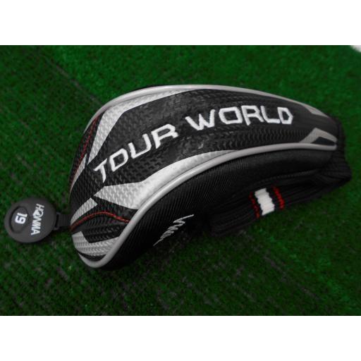 ホンマゴルフ ツアーワールド ホンマ HONMA ユーティリティ TOUR WORLD TW737 19° フレックスその他 中古 Bランク