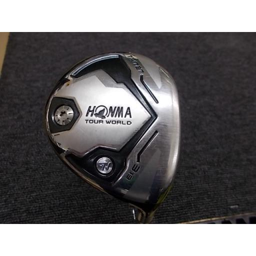 ホンマゴルフ ツアーワールド ホンマ HONMA フェアウェイウッド TOUR WORLD TW727 3W(13°) フレックスS 中古 Cランク