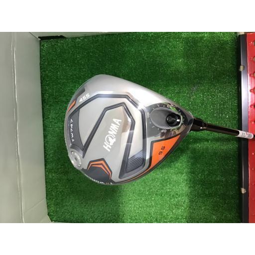新到着 ホンマゴルフ ホンマ ツアーワールド ドライバー TW747 455 TOUR WORLD TW747 455 9.5° フレックスS  Aランク, グリーンコンシューマー 0d129dfc
