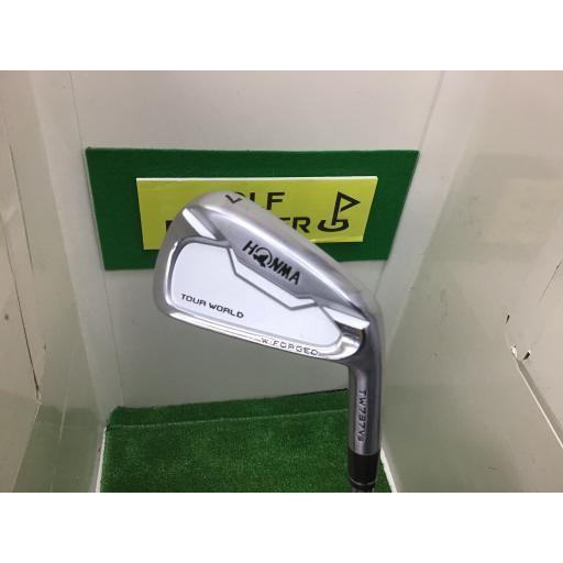 ホンマゴルフ ツアーワールド ホンマ HONMA アイアンセット TOUR WORLD TW737Vs 6S フレックスS 中古 Cランク