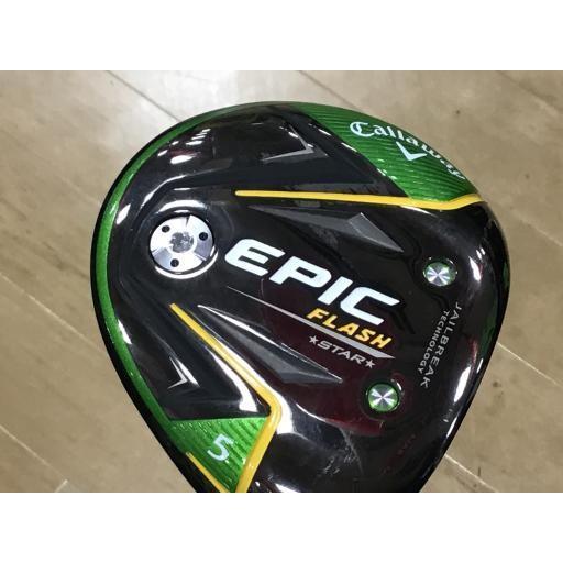 【気質アップ】 キャロウェイ EPIC FLASH FLASH EPIC フェアウェイウッド STAR EPIC FLASH EPIC STAR 5W フレックスSR Bランク, 【限定品】:2de3a212 --- airmodconsu.dominiotemporario.com