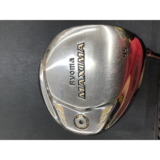 人気激安 リョーマゴルフ フレックスS マキシマ ドライバー 9.5° MAXIMA TYPE-D 9.5° フレックスS ドライバー Cランク, 奈良県:2737304c --- airmodconsu.dominiotemporario.com