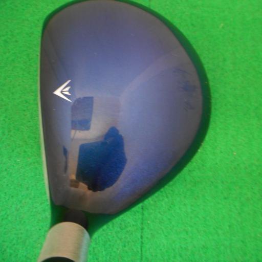 ホンマゴルフ ホンマ ビジール フェアウェイウッド Be ZEAL 535 5W フレックスS 中古 Bランク