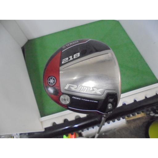 【レビューを書けば送料当店負担】 ヤマハ ドライバー リミックス ドライバー RMX ヤマハ 218 リミックス 9.5° フレックスS Cランク, スチールラックのキタジマ:d382ce70 --- airmodconsu.dominiotemporario.com