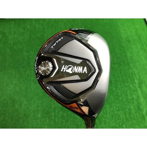 大人気新作 ホンマゴルフ ホンマ ツアーワールド フェアウェイウッド TW747 TOUR WORLD TW747 5W フレックスS  Cランク, プリンタインクのジットストア 1b0db8c0