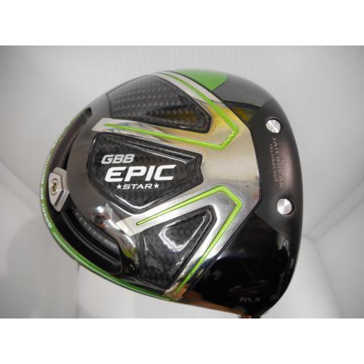 【正規品】 キャロウェイ GBB EPIC エピック スター フレックスS ドライバー GBB EPIC STAR 10.5° STAR フレックスS Cランク, 東磐井郡:b9203fe9 --- airmodconsu.dominiotemporario.com