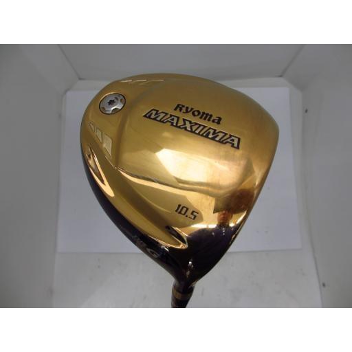 リョーマゴルフ マキシマ ドライバー MAXIMA TYPE-G 10.5° フレックスR 中古 Cランク