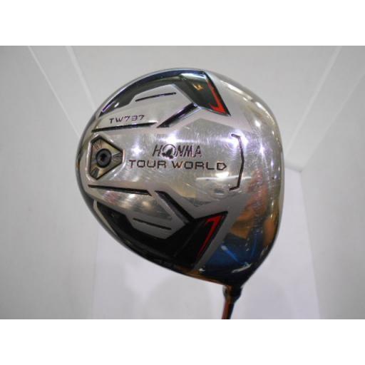 2019年新作入荷 ホンマゴルフ ツアーワールド フレックスS ホンマ HONMA ドライバー TOUR WORLD WORLD TW737 TOUR 455 10.5° フレックスS Cランク, ヒガシヤマナシグン:49a4d2d4 --- airmodconsu.dominiotemporario.com