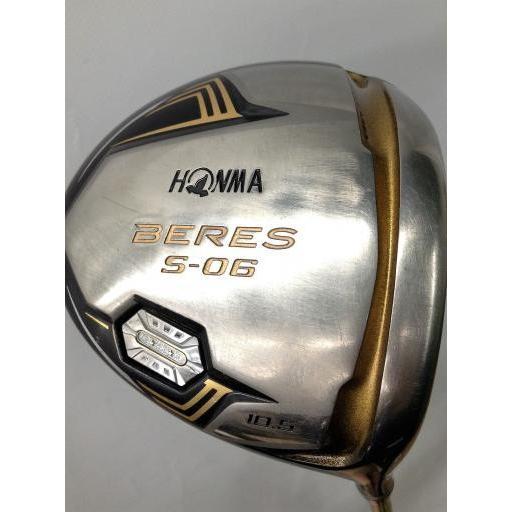 スペシャルオファ ホンマゴルフ ベレス ホンマ HONMA ドライバー BERES S-06 10.5° フレックスR  Cランク, 抹茶宇治茶ギフトの藤園茶舗 3910c0b6