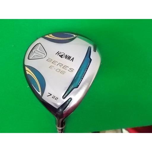 当店だけの限定モデル ホンマゴルフ ベレス ホンマ HONMA フェアウェイウッド BERES E-06 7W フレックスR  Cランク, 2019高い素材  ece4b641