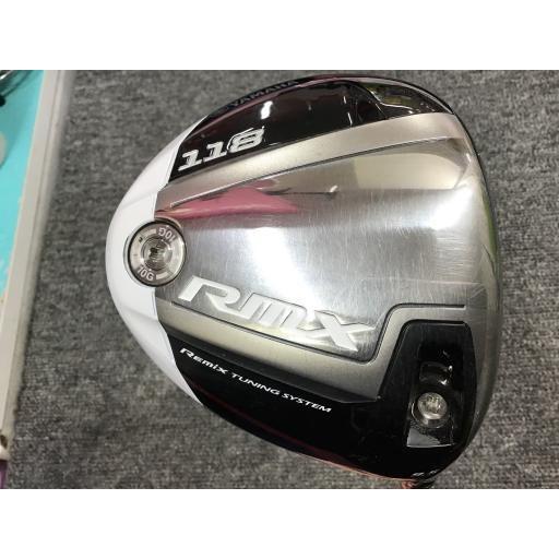 最上の品質な ヤマハ 118 ヤマハ リミックス ドライバー RMX 118 9.5° フレックスS フレックスS Cランク, ミナミカワチマチ:43c80a46 --- airmodconsu.dominiotemporario.com