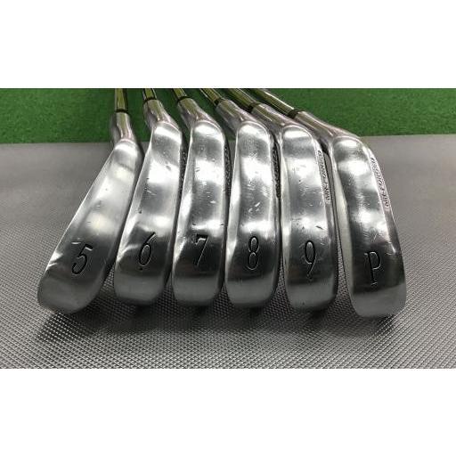 【超特価】 ゴルフパートナー ネクスジェン ネクストジェン アイアンセット MG-FORGED NEXGEN MG-FORGED 6S フレックスS  Cランク, プリムローズ 3ff7c351