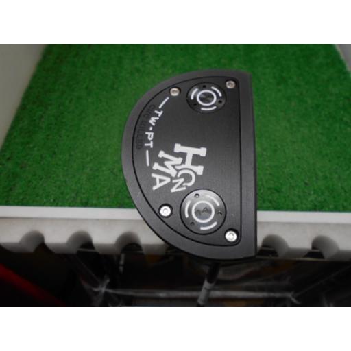 【60%OFF】 ホンマゴルフ ツアーワールド ホンマ HONMA パター TOUR WORLD TW-PT マレット(ベント) 34インチ  Cランク, スポーツアジリティー ba706805