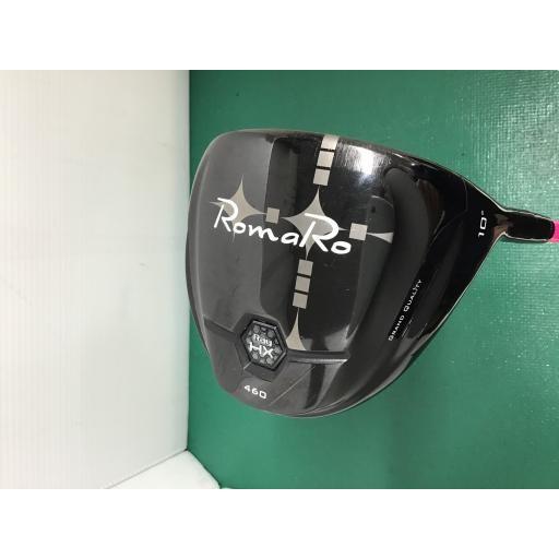 【本物保証】 ロマロ ロマロ レイ 460HX ドライバー RomaRo レイ Ray 460HX SPEED TUNE ロマロ 10° フレックスS Cランク, 介護ストアげんき介:bf03b6e3 --- airmodconsu.dominiotemporario.com