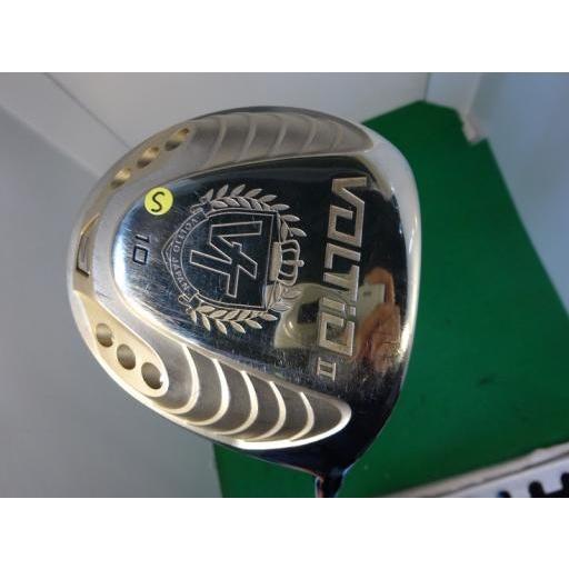 【おしゃれ】 カタナゴルフ ヴォルティオ ヴォルティオ ドライバー II VOLTiO II 10° フレックスS 10° ドライバー Cランク, レフォルモ:ce3bbb4a --- airmodconsu.dominiotemporario.com