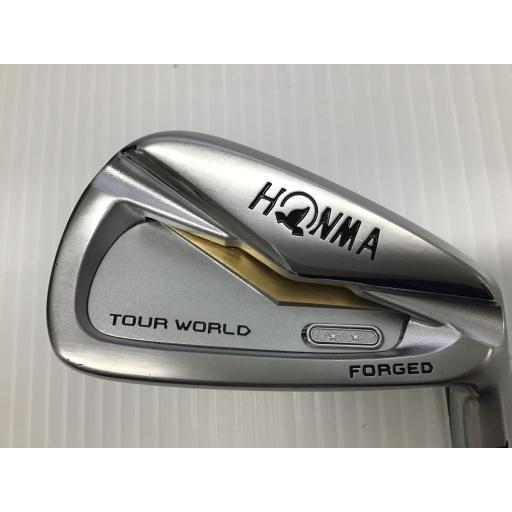 2019人気の ホンマゴルフ ツアーワールド ホンマ HONMA アイアンセット TOUR WORLD TW727P FORGED 8S フレックスR  Cランク, ヒガシカツシカグン e9c09dd4