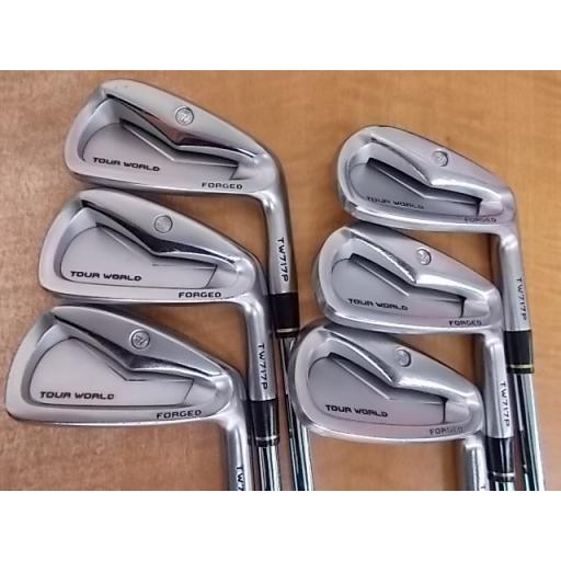 【逸品】 ホンマゴルフ ツアーワールド ホンマ HONMA アイアンセット TOUR WORLD TW717P FORGED 6S フレックスS  Cランク, ブルークウォッチカンパニー 6d229139