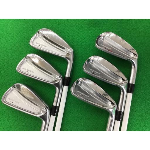 全日本送料無料 ゴルフパートナー Cランク ネクスジェン NEXGEN ネクストジェン アイアンセット MR-FORGED NEXGEN MR-FORGED 6S フレックスその他 6S Cランク, 内山スポーツ:7934950e --- airmodconsu.dominiotemporario.com