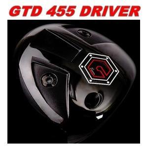 【送料無料】GTD455 ドライバーヘッド単品