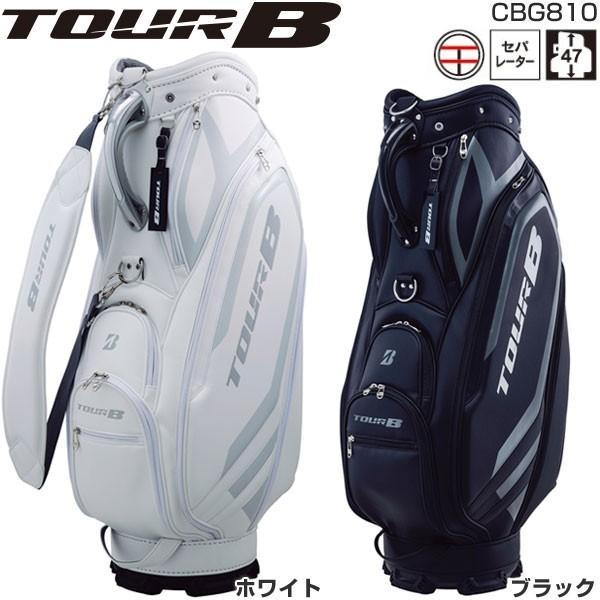 ブリヂストンゴルフ TOUR B キャディバッグ イノベイティブモデル CBG810