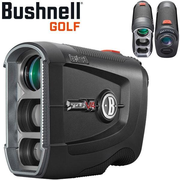 ブッシュネル ピンシーカー ツアー V4 ジョルト ゴルフ用レーザー距離計