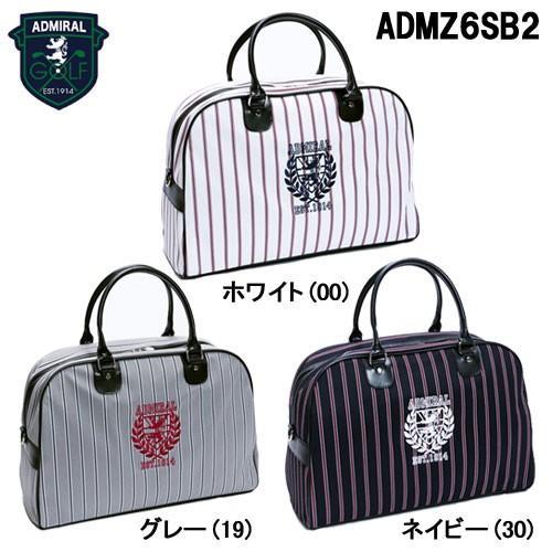 アドミラル ゴルフ バッグ レジメン ボストンバッグ ADMZ6SB2 2016モデル