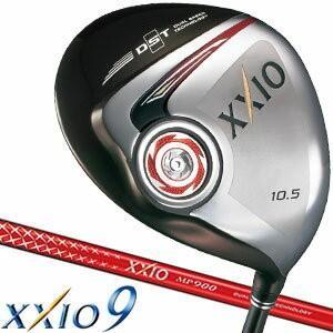 最新 ゼクシオ9 レッドカラー ドライバー XXIO MP900 シャフト, 大きいサイズ レディースGoldJapan f559c4d0