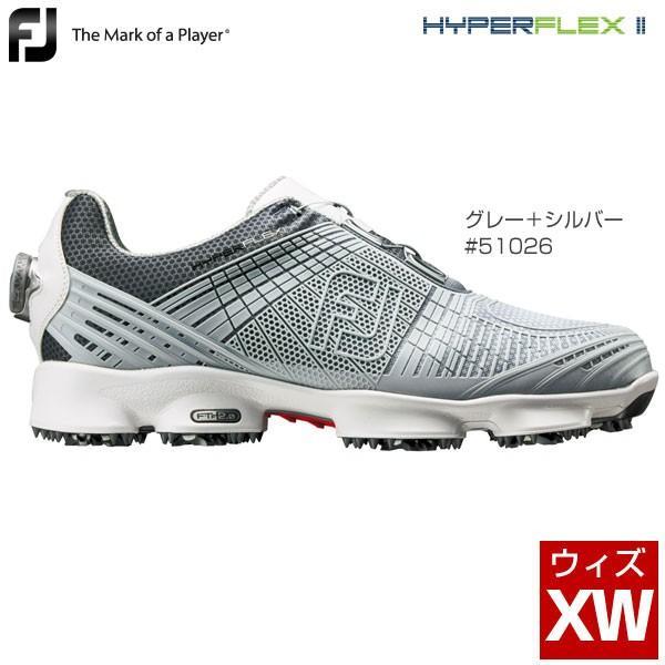 FOOTJOY メンズ ゴルフシューズ HYPERFLEX II ウィズ:XW 2017年モデル