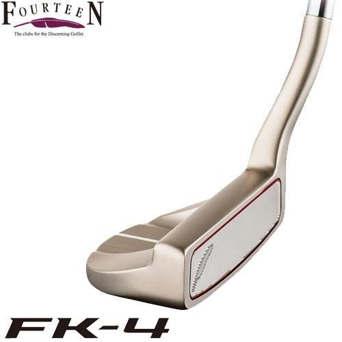 フォーティーン パター FK-4 パター