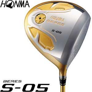 本間ゴルフ ドライバー べレス S-05 ARMRQ∞ 53 4スター カーボンシャフト 特注カスタムクラブ
