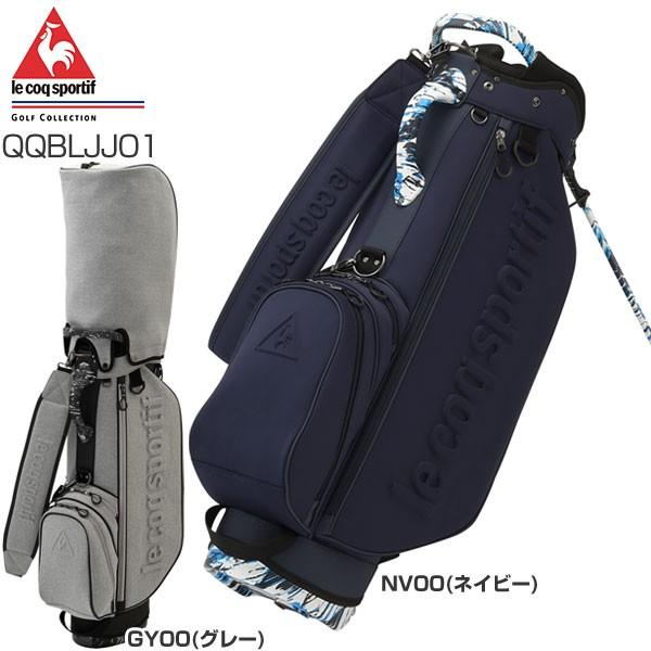 ルコック ゴルフ メンズ 軽量 スタンド キャディバッグ QQBLJJ01