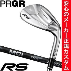 プロギア RS ウエッジ MCI 黒 60 / 80 / 100 シャフト 特注カスタムクラブ