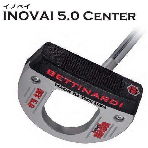 【2018年モデル】BETTINARDI ベティナルディ パター INOVAI 5.0 CENTERシャフト 34インチ