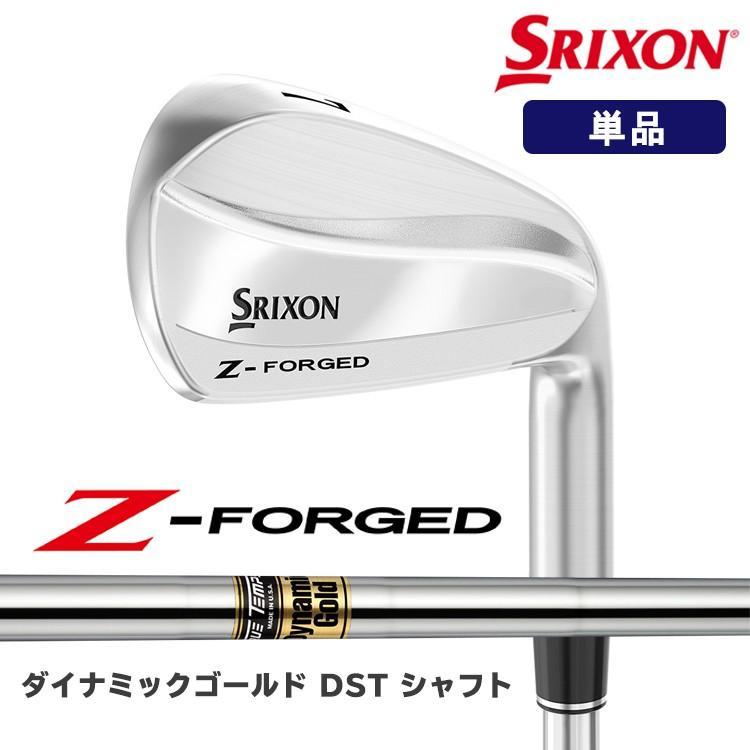 2019 スリクソン Z-FORGED アイアン(単品)ダイナミックゴールド DST シャフト ダンロップ SRIXON