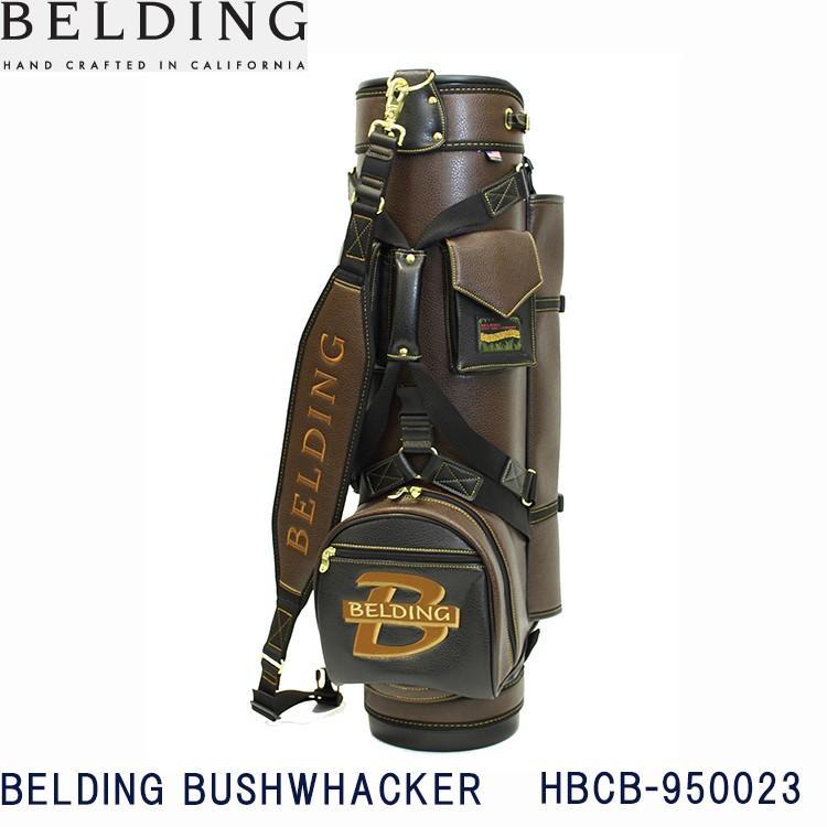 BELDING ベルディング ブッシュワーカー BUSHWHACKER ブラウン 9.5インチ HBCB-950023 国内正規品