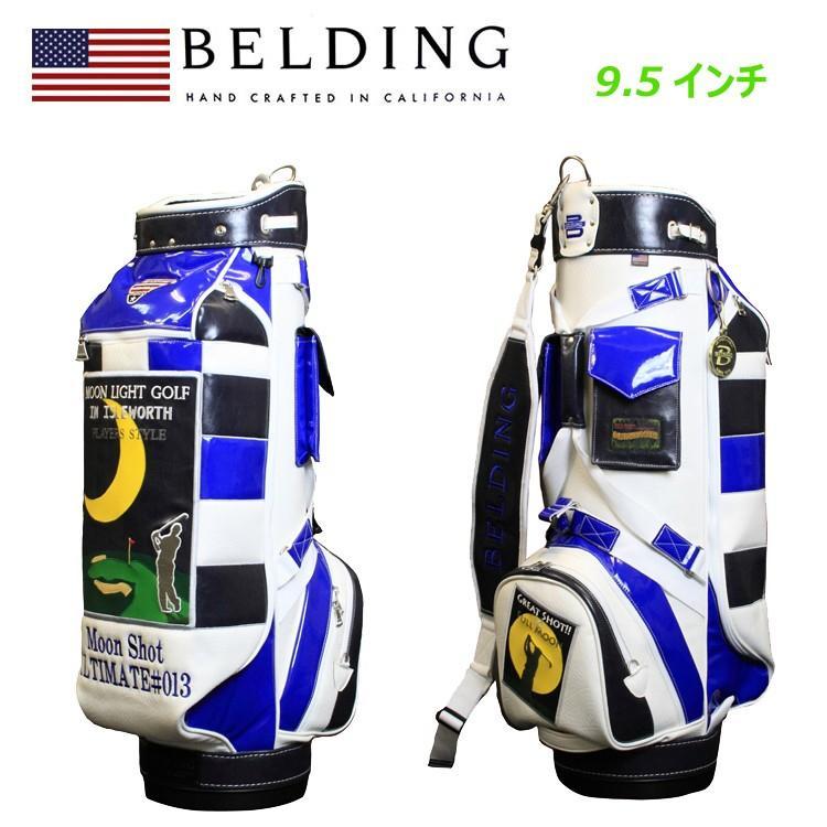 完成品 BELDING CADDY ベルディング キャディバッグ CADDY ゴルフ BAG ファットビー ムーンライト FAT-B ゴルフ FAT-B Moon Light 9.5インチ HBCB-950087, VERY:c96c6660 --- airmodconsu.dominiotemporario.com