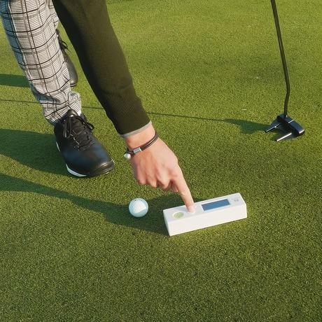 エジソンゴルフ パター用デジタル距離計 パットナビゲーション KSPG004 golfshop-champ 02