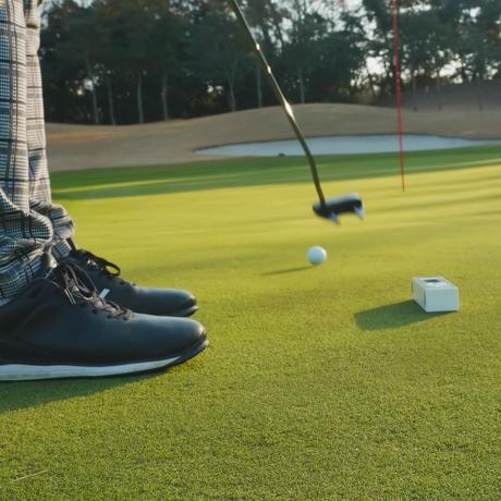 エジソンゴルフ パター用デジタル距離計 パットナビゲーション KSPG004 golfshop-champ 03