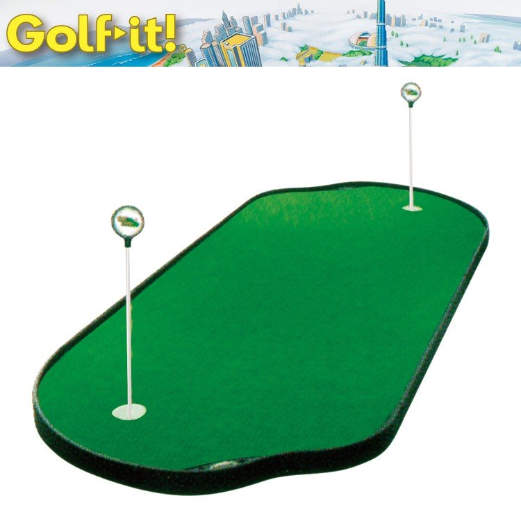 ライト LITE ゴルフ GOLF パター マット ツアーリンクス パッティング グリーン 4×10 フィート タイプ PG-10PP Z-127 golfshop-champ
