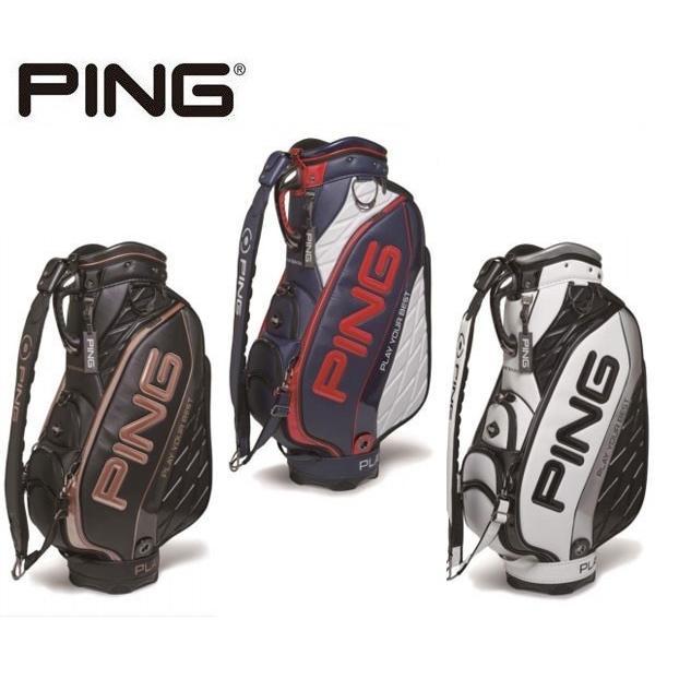 【即納】ピンゴルフ キャディバッグ PGJ-CBDX18 メンズ 日本正規品 PING